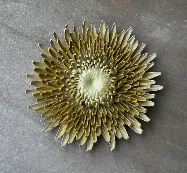 , 'Chrysanthemum,' 2016, Lacoste Gallery