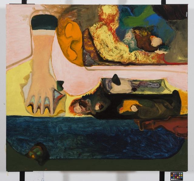 , 'O caso evidente,' 2015, Galerie Nathalie Obadia