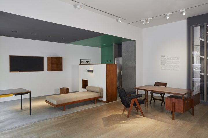 charlotte perriand le corbusier pierre jeanneret. Black Bedroom Furniture Sets. Home Design Ideas