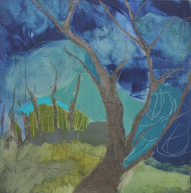 Rachelle Krieger, 'Near Night I', 2011, Susan Eley Fine Art