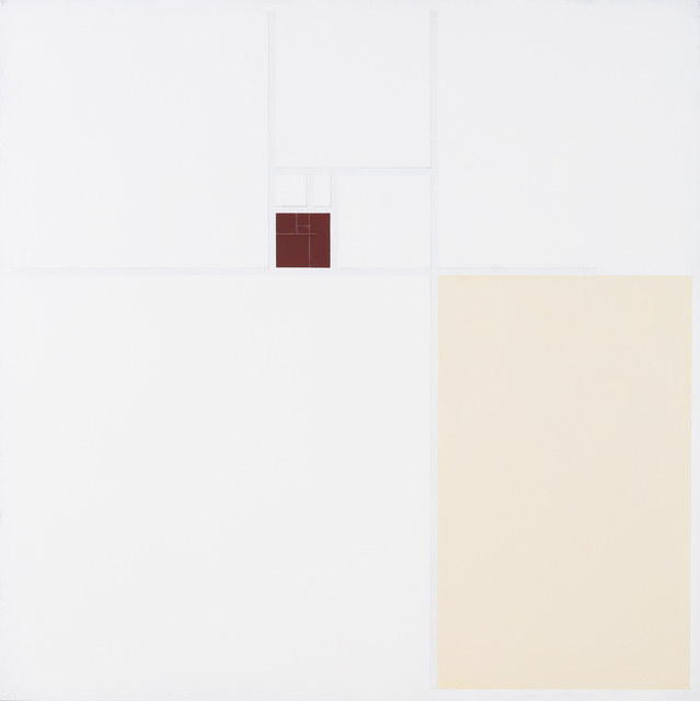 , '1:1 in Red,' 2018, The George Gallery