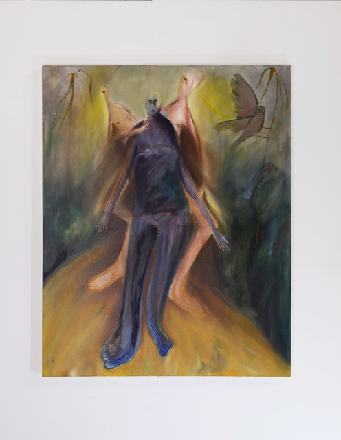 , 'Eleni Odysseos Incitement ,' 2019, Eve Leibe Gallery
