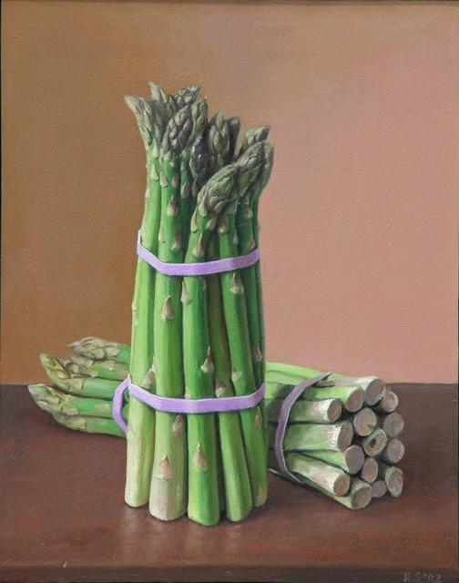 , 'Asparagus,' , Zenith Gallery