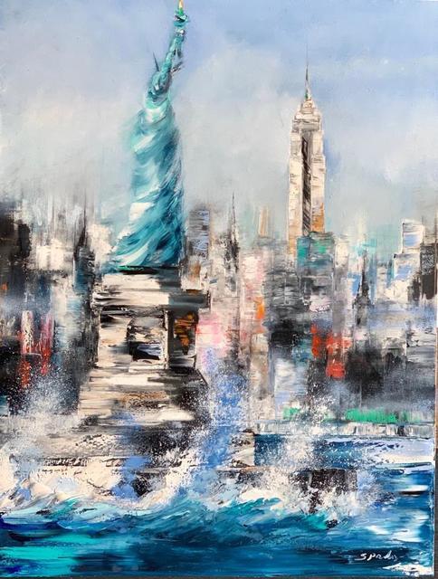 Victor Spahn, 'New York ', ca. 2019, Marumo