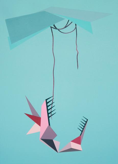 , 'Hierarchy,' 2014, Sabrina Amrani