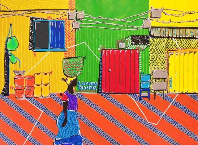 , 'Luanda Txafina,' 2017, MOV'ART Gallery