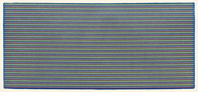 , 'Untitled (OGV- Blue),' 2007, Pace Prints