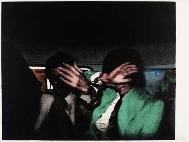 , 'Release,' 1972, Lyndsey Ingram