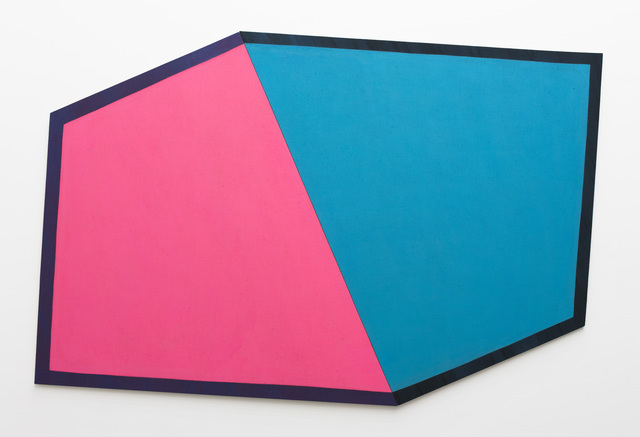 , 'Pink, blue, and the others,' 2014, Aoyama | Meguro