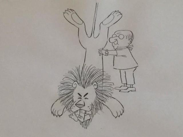 """Maurice Sendak, 'Original Pencil Drawing from PIERRE, """"I DONT CARE"""" (CBS 1970s)', 1970-1979, Lions Gallery"""