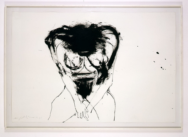 , 'Untitled (weiblicher Akt),' 1986, Galerie Klüser