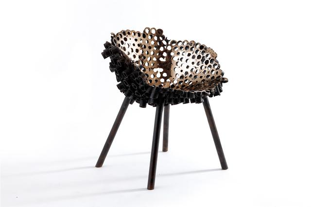 , 'Bronze Chair,' 2011, Industry Gallery
