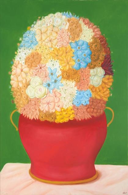 , 'Flowers,' 2018, Custot Gallery Dubai
