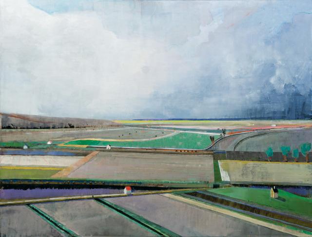 , 'Fantasy Field (Beynac),' 2012, Gallery Henoch