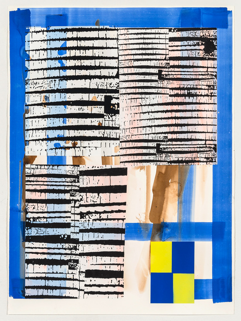 Patrick Berran, 'Untitled', 2018, Reynolds Gallery