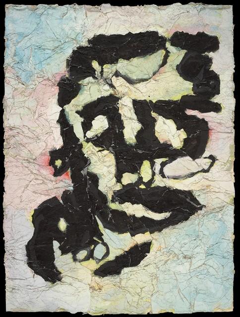 , 'Face,' 1957, Mark Hachem Gallery