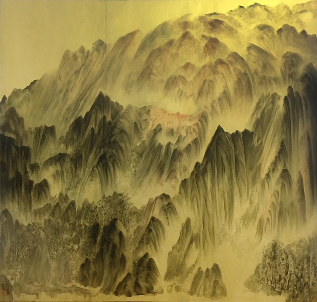 , 'Lotus Peak,' 2013, Hanart TZ Gallery