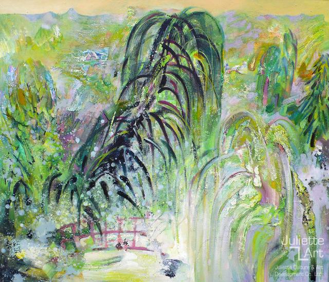 , 'Red Bridge,' 2005, Juliette Culture and Art Development Co. Ltd.