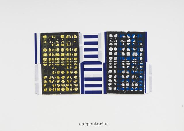 , 'Carpinterias,' 2018, Beatriz Gil Galería