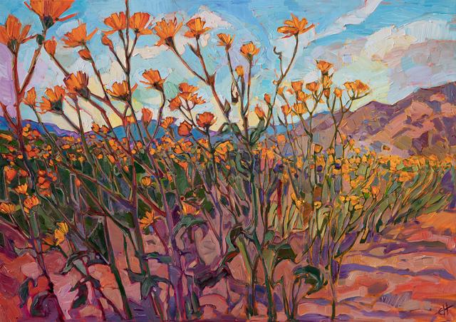 , 'Flowering Desert,' 2015, The Erin Hanson Gallery