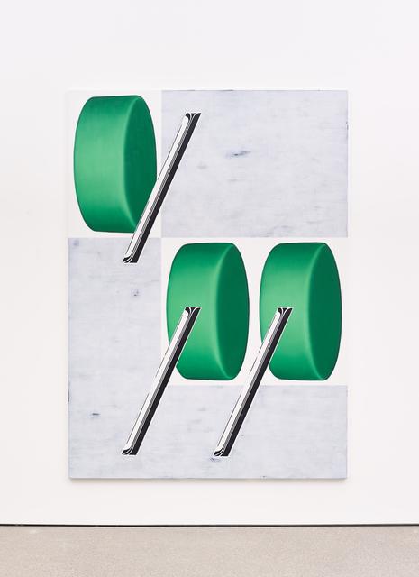 , 'Cricket,' 2017, Galerie Greta Meert