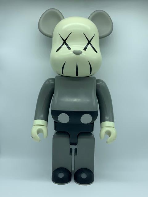 KAWS, 'KAWS 1000% (Gris)', 2002, Sculpture, Painted cast vinyl, DIGARD AUCTION