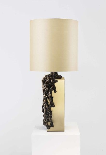 , 'Table Lamp, 'Garda Bronze',' 2016, David Gill Gallery