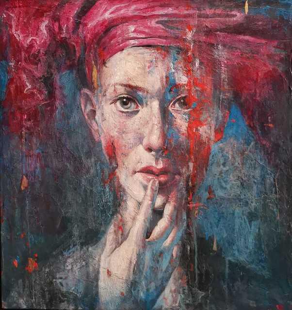 Michelino Iorizzo, 'Percezioni androgine', 2012, Collezionando Gallery