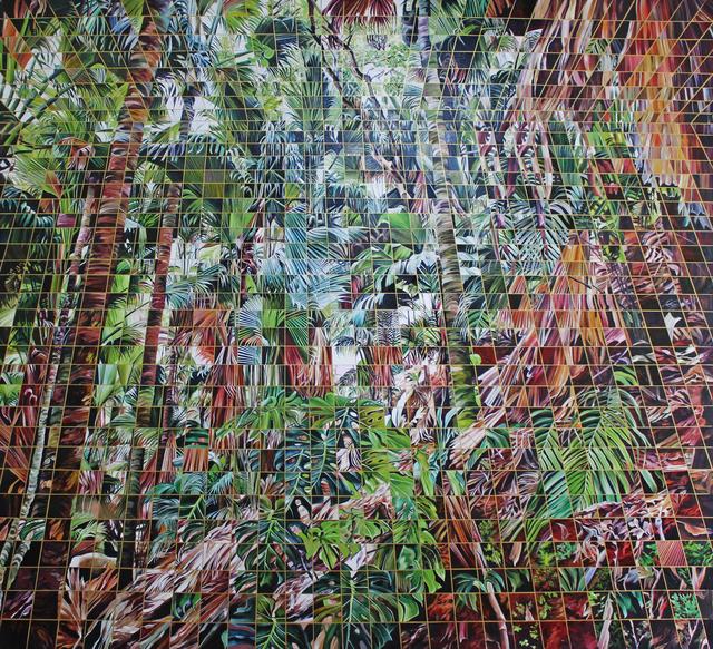, 'Floresta Crescente,' 2019, Janaina Torres Galeria