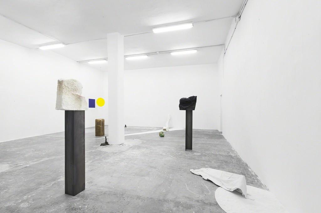 Installation view at Giorgio Galotti, Torino