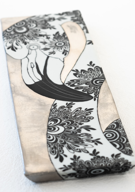 , 'Plate_Flamingo,' 2018, Micheko Galerie