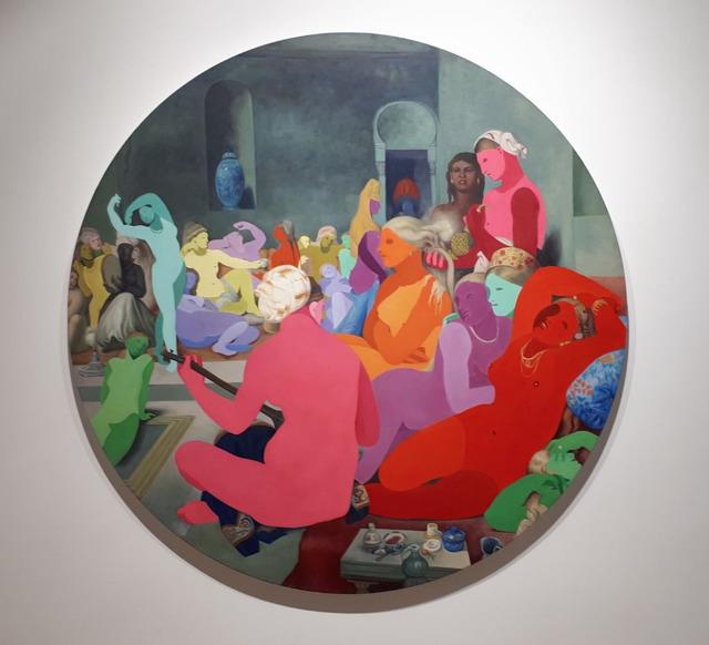 , 'Harem,' 2014, Anna Laudel