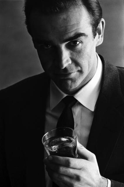 , 'Sean Connery, Advertising Shoot for 'Smirnoff Vodka', 1962,' 1962, ElliottHalls