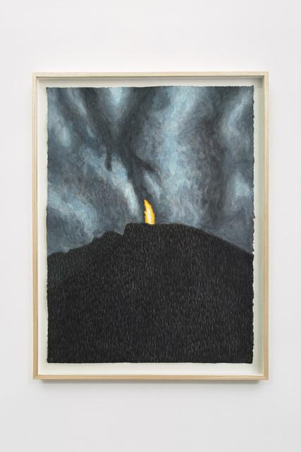 , 'Untitled (Flame II),' 2015, GRIMM