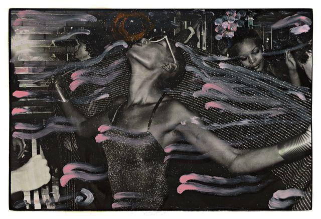 , 'Grace Jones with Paint,' 1978, Jenkins Johnson Gallery