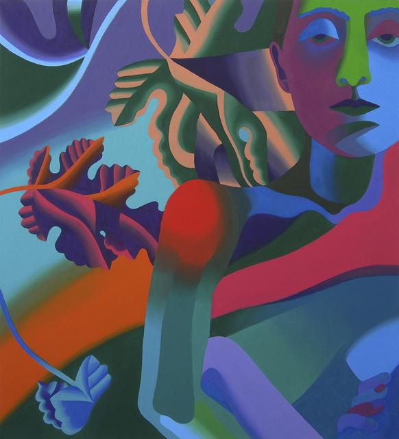 , 'Mulberry Tree,' 2016, Morgan Lehman Gallery