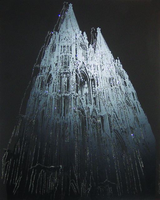 , 'Cologne Cathedral trial proof,' 1985, OSME Gallery