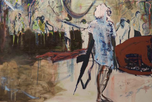 , 'Tableau Vivant,' 2015, Arusha Gallery