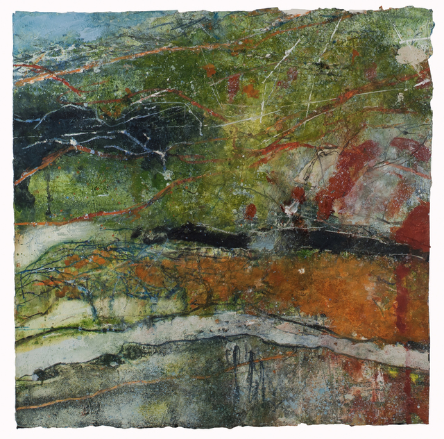 , 'Hawthorn Hillside, Edale,' 2017, Thackeray Gallery