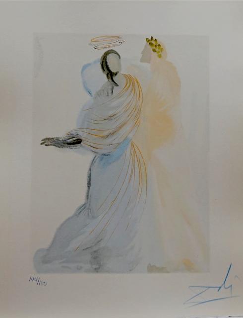 Salvador Dalí, 'Divine Comedy Heaven Canto 18', ca. 1960, Fine Art Acquisitions