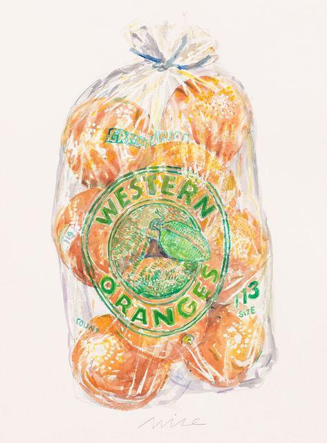 , 'Western Orange,' 2014, Pace Prints