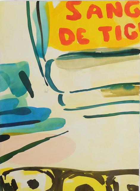 Tim Braden, 'Sang de Tigre', 2015, Frestonian Gallery