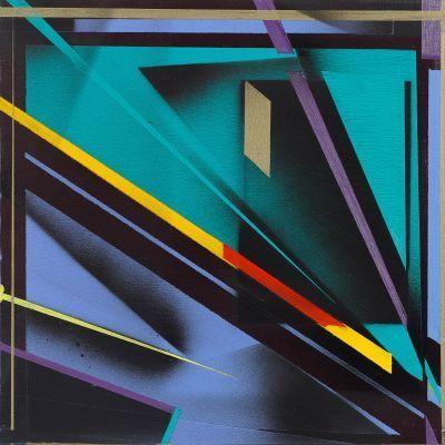 Nola Zirin, 'Yellow Zip', 2017, OTA Contemporary