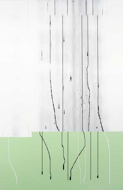 John Pomara, 'Digital-Divide', 2014, Barry Whistler Gallery