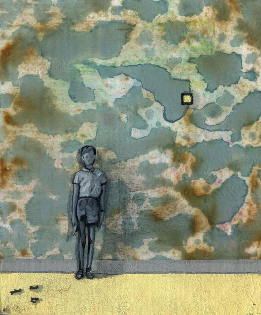 , 'Oscar Needs Help,' 2018, Arusha Gallery