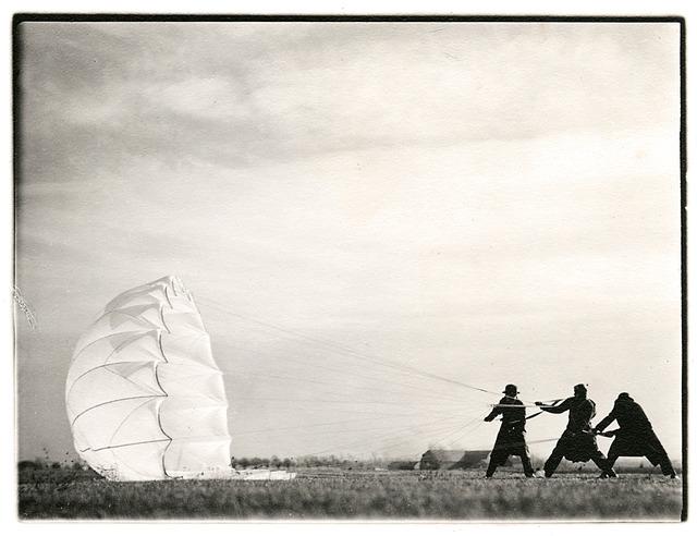 , 'Untitled #45 (Twenty Parachutes),' 1937, Wirtz Art