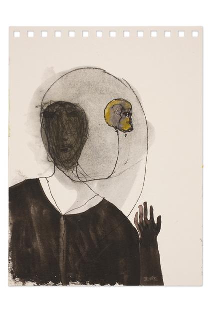 , 'Ohne Titel,' 2010, Galerie Herold