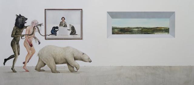 , 'Agnosiac,' 2015, K. Imperial Fine Art