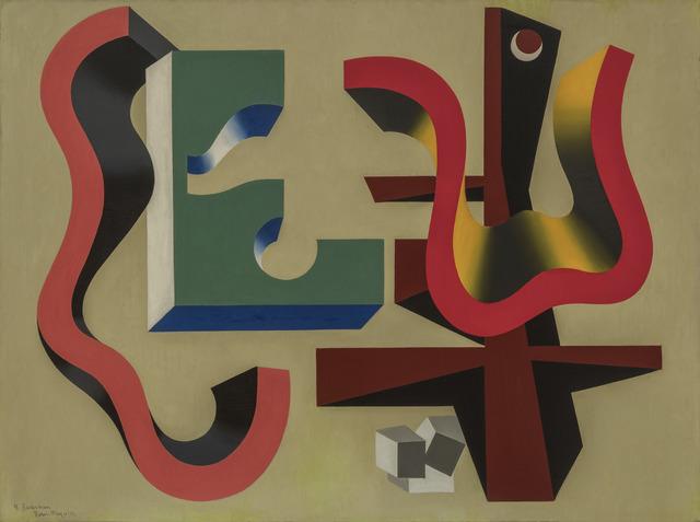 , 'Untitled (Paris May 21/37),' 1937, Debra Force Fine Art