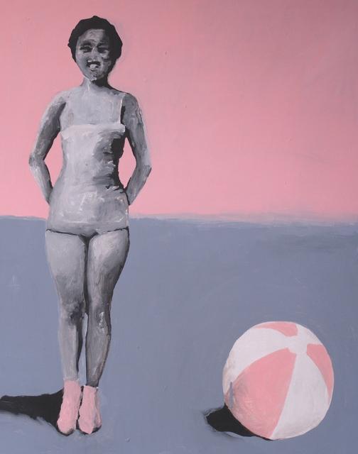 , 'Beach Games,' 2018, Art Preview